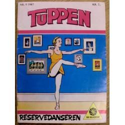Tuppen: Nr. 9 - 1987 - Reservedanseren