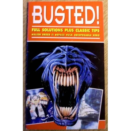 Busted! - Full solutions plus classic tips