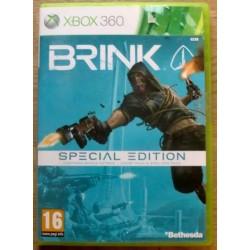 Xbox 360: Brink: Special Edition (Bethesda)