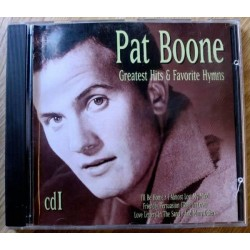 Pat Boone: Greatest Hits & Favorite Hymns - CD 1