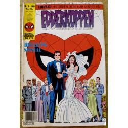 Marveluniverset: 1991 - Nr. 2 - Edderkoppen