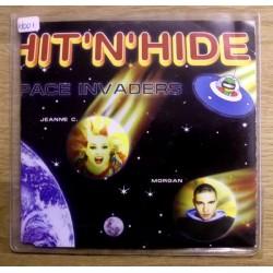 Hit'n'Hide: Space Invaders