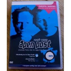 Åpen Post: 1998 - 1999