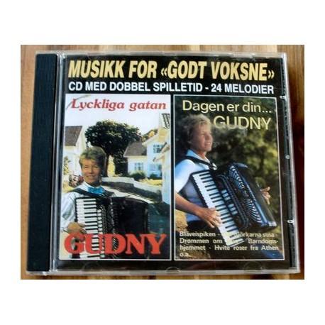Gudny Dahlen: Lyckliga gatan og Dagen er din...