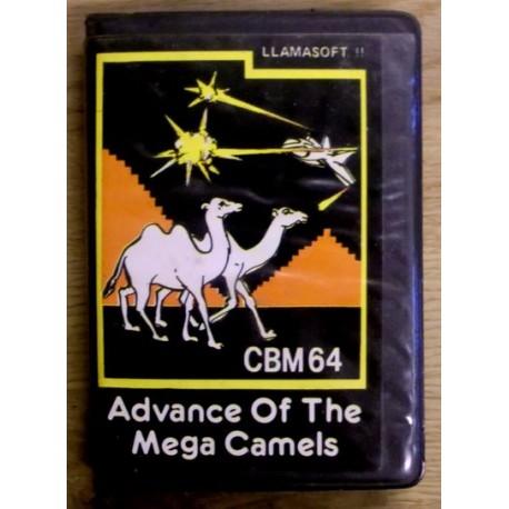 Advance Of The Mega Camels
