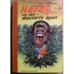 Hardy-guttene og den maskerte apen (nr. 56)