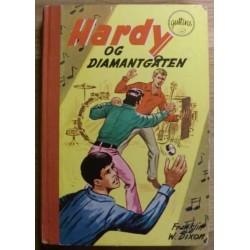 Hardy-guttene og diamantgåten (nr. 57)
