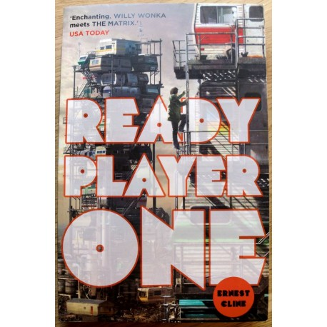 Ernest Cline: Ready Player One
