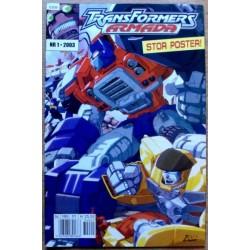 Transformers Armada: 2003 - Nr. 1