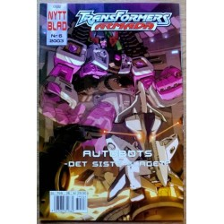 Transformers Armada: 2003 - Nr. 6