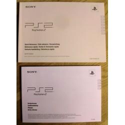 Playstation 2 Slim: SCPH-90004 - Veiledninger