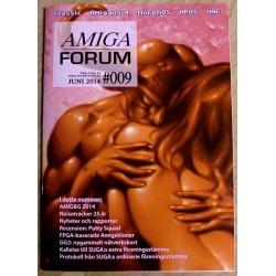 Datablad: Amiga Forum: Nr. 9 - 2014 - Juni