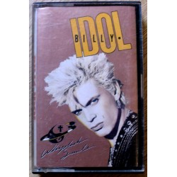 Billy Idol: Whiplash Smile