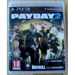 Playstation 3: Payday 2 (Overkill)