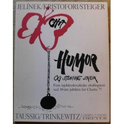 Humor og stumme skrik: Tsjekkoslovakiske eksiltegnere