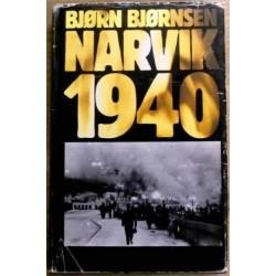 Bjørn Bjørnsen: Narvik 1940