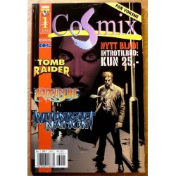 Cosmix: 2002 - Nr. 1 - Tomb Raider - Witchblade