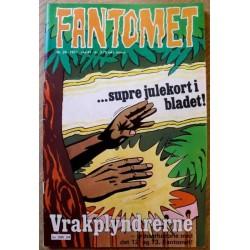 Fantomet: 1977 - Nr. 24 - Med julekort!