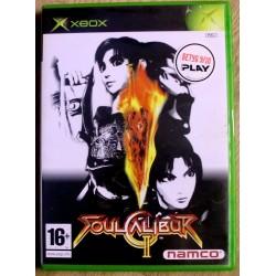 Xbox: Soul Calibur II (Namco)