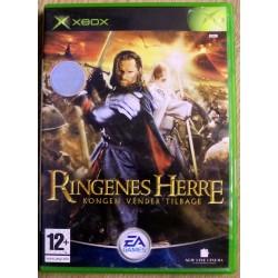 Xbox: Ringenes Herre: Kongen vender tilbage