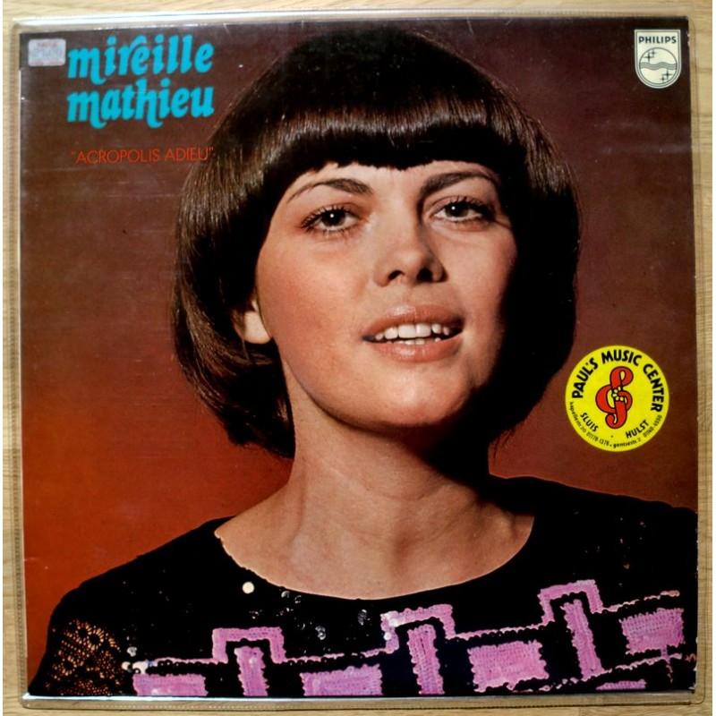 Mireille Mathieu - Adieu A La Nuit