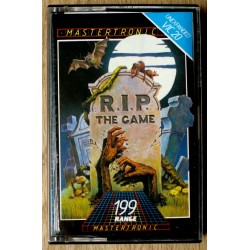 R.I.P: The Game (VIC-20)