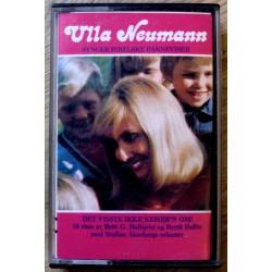 Ulla Neumann: Det visste ikke keiser'n om