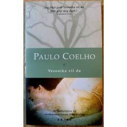 Paulo Coelho: Veronika vil dø