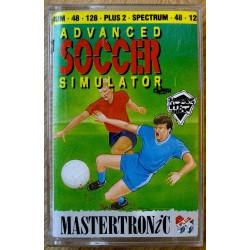 Advanced Soccer Simulator (Mastertronic)