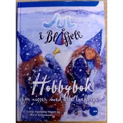 Jul i Blåfjell: Hobbybok for nisser med alle luefarger