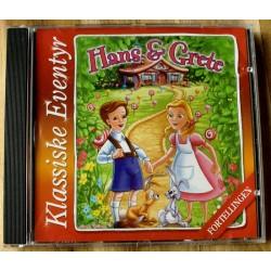 Klassiske eventyr: Hans & Grete