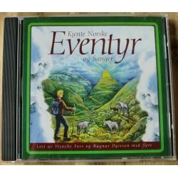 Kjente norske eventyr og sanger: Lest av Wenche Foss og Ragnar Dyresen