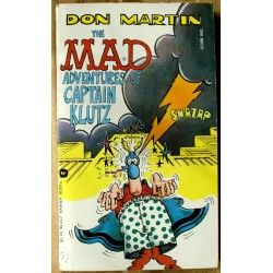 MAD: Don Martin: The MAD Adventures of Captain Klutz (1980)