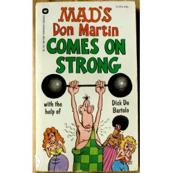 MAD: MAD's Don Martin Comes On Strong (1978)