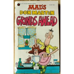 MAD: MAD's DonMartin Grind Ahead (1981)