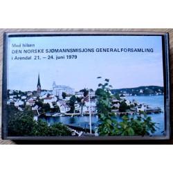 Den norske sjømmannsmisjons generalforsamling i Arendal 21. - 24. juni 1979