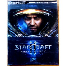 StarCraft II: Wings of Liberty (Bradygames Signature Guides)