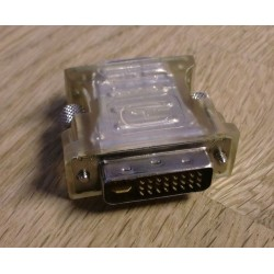 Adapter: VGA til DVI