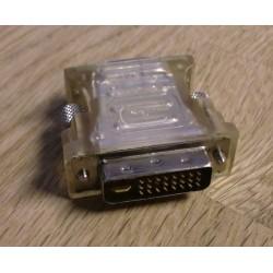 Adapter: VGA til DVI