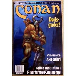 Conan: 1999 - Nr. 2 - Dødsguder!