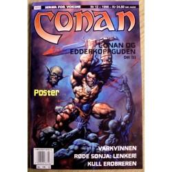 Conan: 1998 - Nr. 12 - Med poster!