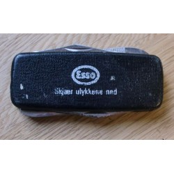 Esso lommekniv: Skjær ulykkene ned