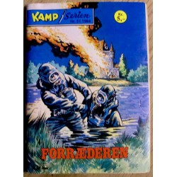 Kamp-Serien: 1984 - Nr. 51 - Forræderen