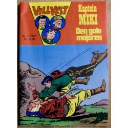 Vill Vest: 1985 - Nr. 5 - Den gale majoren