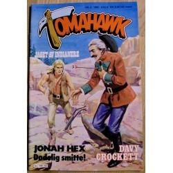 Tomahawk: 1982 - Nr. 2 - Jaget av indianere