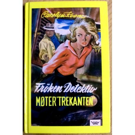 Frøken Detektiv: Nr. 4 - Møter Trekanten