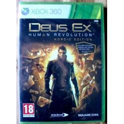 Xbox 360: Deus Ex: Human Revolution: Nordic Edition (Square Enix)