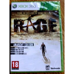 Xbox 360: Rage: Anarchy Edition (id / Bethesda)