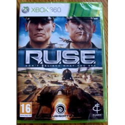 Xbox 360: R.U.S.E.: Don't Believe What You See (Ubisoft)