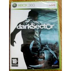 Xbox 360: Dark Sector (D3)